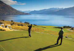 Watch a Golf Video featuring Jacks Point Golf Club in Queenstown New Zealand – introduced by Golf Tours Abroad