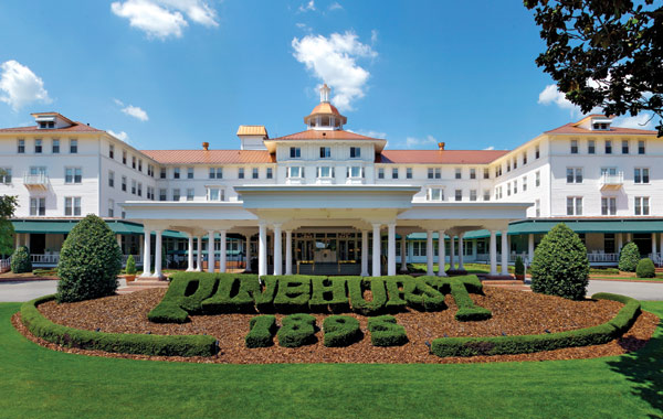 Pinehurst North Carolina