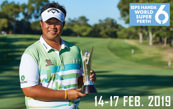 2019 ISPS HANDA World Super 6