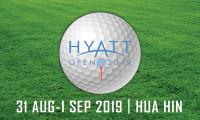 Hyatt Open 2019 Hua Hin