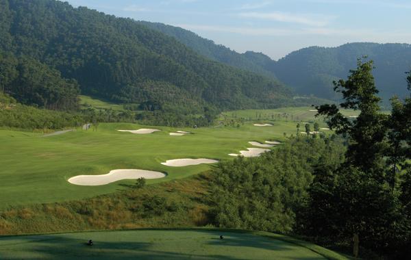 Mission Hills Shenzhen