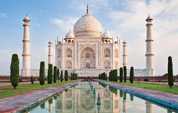 Taj Mahal Golf Challenge India