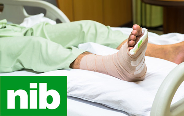 nib hospital bed Travel Insurance