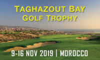 2019 Taghazout Bay Golf Trophy
