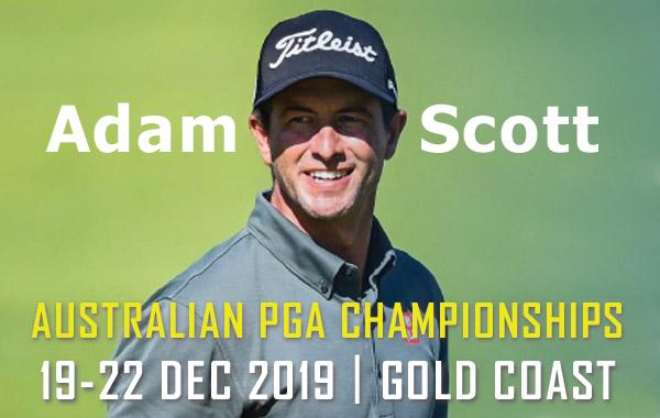 AUSTRALIAN PGA CHAMPIONSHIP